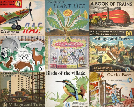 A Study Day on Non-fiction Children's Books